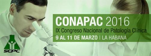 IX Congreso Nacional de Patología Clínica